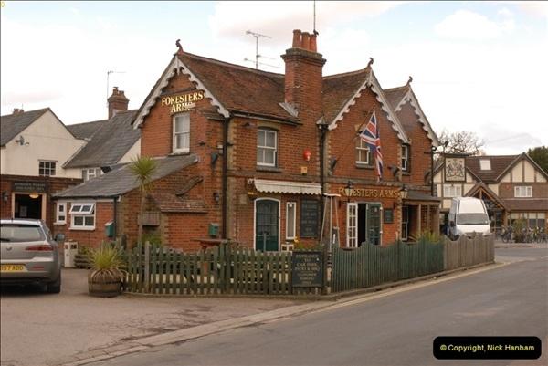 2013-04-26 Foresters Arms, Brockenhurst, Hampshire. (1)051