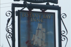 2013-01-21 The Botany Bay Inne, Winterborne Zelston, Dorset.   (2)038