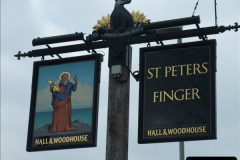 2013-02-21 The Saint Peter's Finger, Lytchett Minster, Poole, Dorset.  (1)047