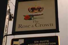 2013-04-26 The Rose & Crown, Brockenhurst, Hampshire.  (2)054