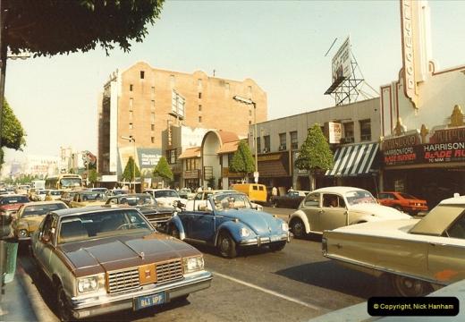 USA August 1982