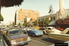 1982-08-02 to 05 LA, Sunset Strip & Hollywood, California.  (1)001