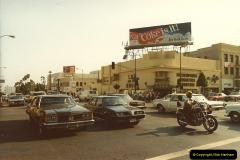 1982-08-02 to 05 LA, Sunset Strip & Hollywood, California.  (3)003