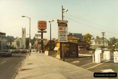 1982-08-02 to 05 LA, Sunset Strip & Hollywood, California.  (4)004