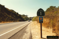 1982-08-06 On Route 1, California.  (1)012