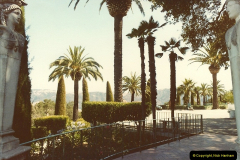 1982-08-07 Hearst Castle, California.  (1)014