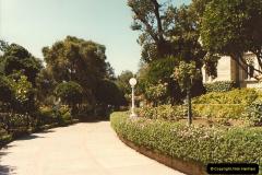 1982-08-07 Hearst Castle, California.  (11)024