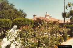 1982-08-07 Hearst Castle, California.  (17)030