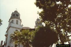 1982-08-07 Hearst Castle, California.  (18)031
