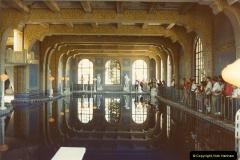 1982-08-07 Hearst Castle, California.  (20)033