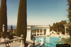1982-08-07 Hearst Castle, California.  (6)019