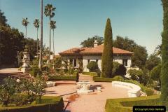 1982-08-07 Hearst Castle, California.  (8)021