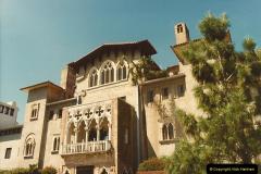 1982-08-07 Hearst Castle, California.  (9)022