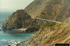 1982-08-07 Route 1 & Monterey, California.  (1)034