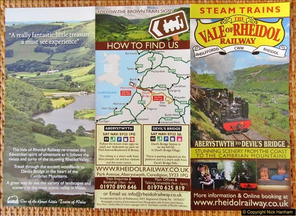 Vale of Rydal Railway 03 May 2017