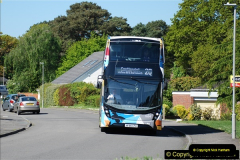 2018-05-05 Uni bus on our Route 20.  (1)095