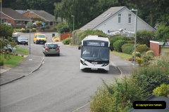 2018-09-01 The one and only white WD bus.  (3)101