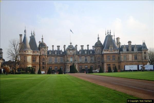 2014-11-20 Waddesdon Manor (NT) Aylesbury, Buckinghamshire.  (2)02