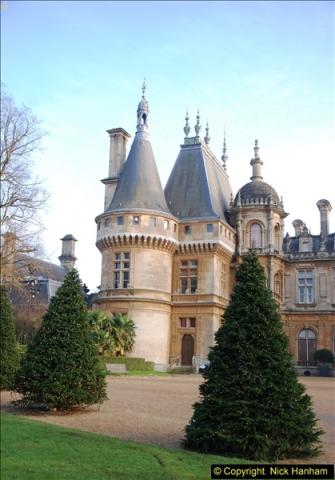 2014-11-20 Waddesdon Manor (NT) Aylesbury, Buckinghamshire.  (3)03