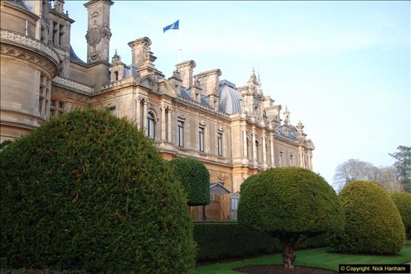 2014-11-20 Waddesdon Manor (NT) Aylesbury, Buckinghamshire.  (6)06