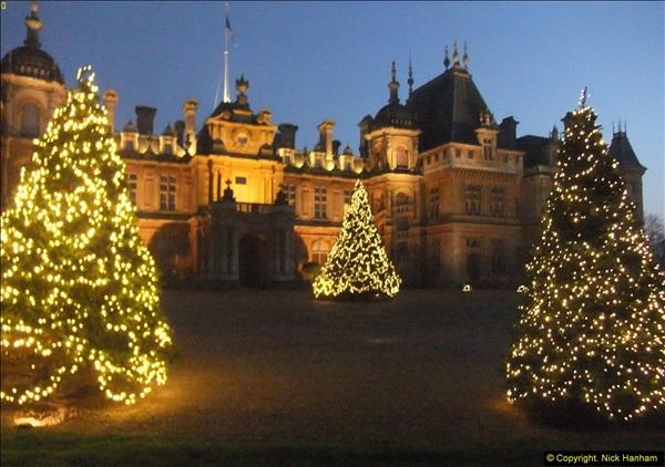 2014-11-20 Waddesdon Manor (NT) Aylesbury, Buckinghamshire.  (64)64