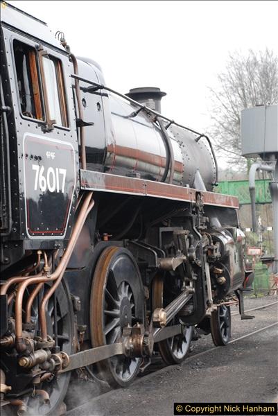 2017-03-24 Mid Hants Railway, Ropley, Hampshire.  (14)118