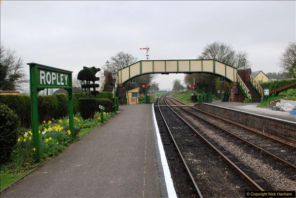 2017-03-24 Mid Hants Railway, Ropley, Hampshire.  (2)106