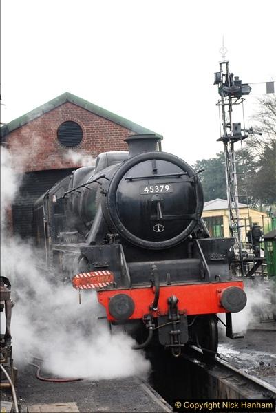 2017-03-24 Mid Hants Railway, Ropley, Hampshire.  (35)139