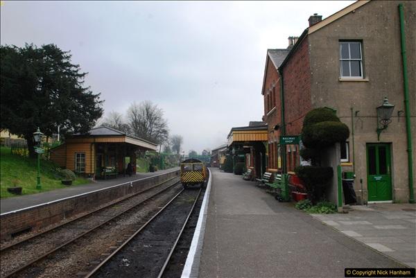 2017-03-24 Mid Hants Railway, Ropley, Hampshire.  (4)108