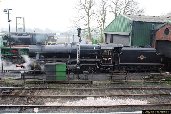 2017-03-24 Mid Hants Railway, Ropley, Hampshire.  (8)112