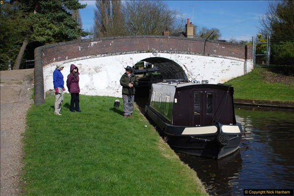 2017-03-25 On the Grand Union Canal near Uxbridge, Middlesex.  (100)262