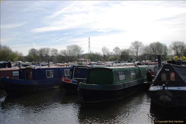 2017-03-25 On the Grand Union Canal near Uxbridge, Middlesex.  (10)172