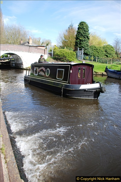 2017-03-25 On the Grand Union Canal near Uxbridge, Middlesex.  (102)264