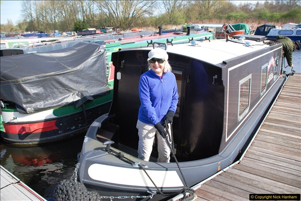 2017-03-25 On the Grand Union Canal near Uxbridge, Middlesex.  (11)173