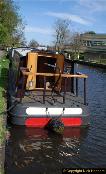 2017-03-25 On the Grand Union Canal near Uxbridge, Middlesex.  (114)276