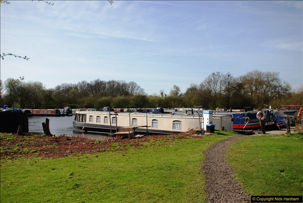 2017-03-25 On the Grand Union Canal near Uxbridge, Middlesex.  (1)163