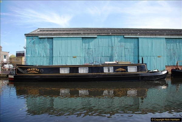 2017-03-25 On the Grand Union Canal near Uxbridge, Middlesex.  (117)279