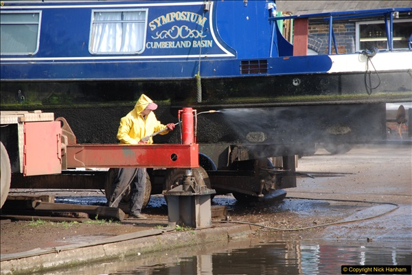 2017-03-25 On the Grand Union Canal near Uxbridge, Middlesex.  (126)288