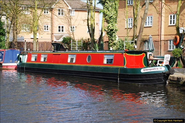 2017-03-25 On the Grand Union Canal near Uxbridge, Middlesex.  (133)295