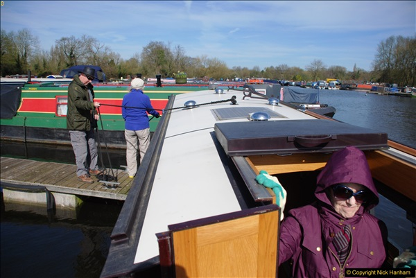 2017-03-25 On the Grand Union Canal near Uxbridge, Middlesex.  (14)176