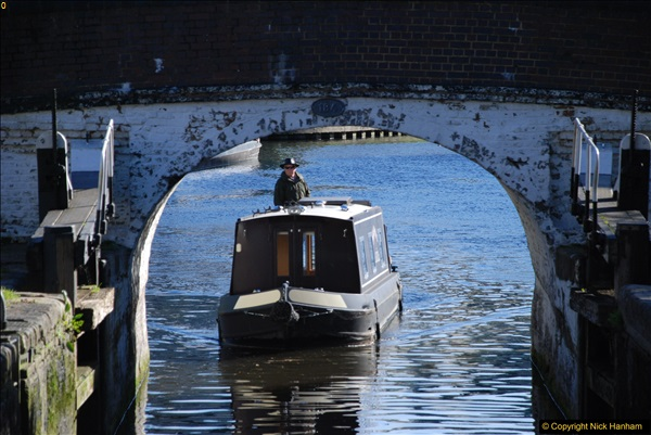 2017-03-25 On the Grand Union Canal near Uxbridge, Middlesex.  (144)306