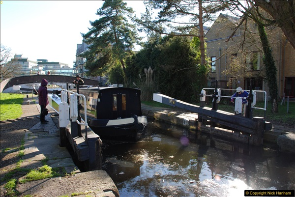 2017-03-25 On the Grand Union Canal near Uxbridge, Middlesex.  (148)310