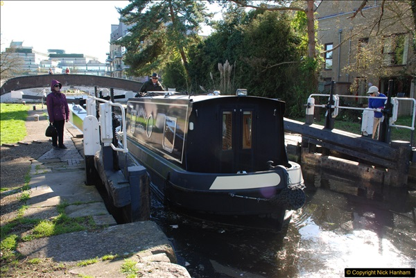 2017-03-25 On the Grand Union Canal near Uxbridge, Middlesex.  (149)311