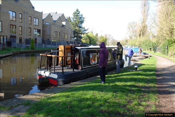 2017-03-25 On the Grand Union Canal near Uxbridge, Middlesex.  (150)312