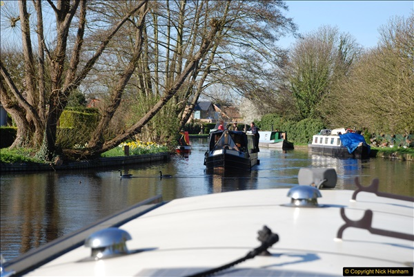 2017-03-25 On the Grand Union Canal near Uxbridge, Middlesex.  (154)316