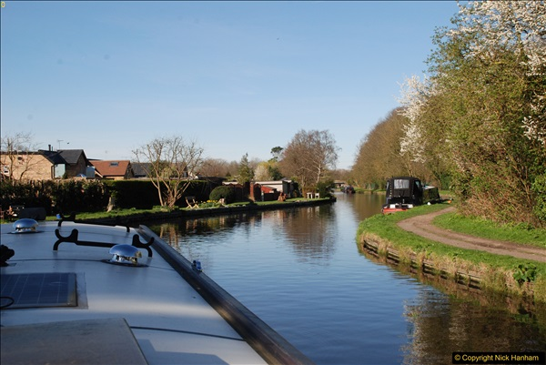 2017-03-25 On the Grand Union Canal near Uxbridge, Middlesex.  (157)319
