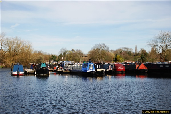 2017-03-25 On the Grand Union Canal near Uxbridge, Middlesex.  (16)178