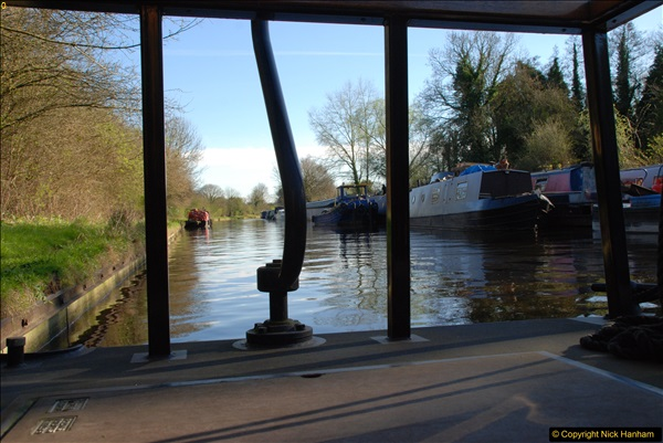 2017-03-25 On the Grand Union Canal near Uxbridge, Middlesex.  (166)328