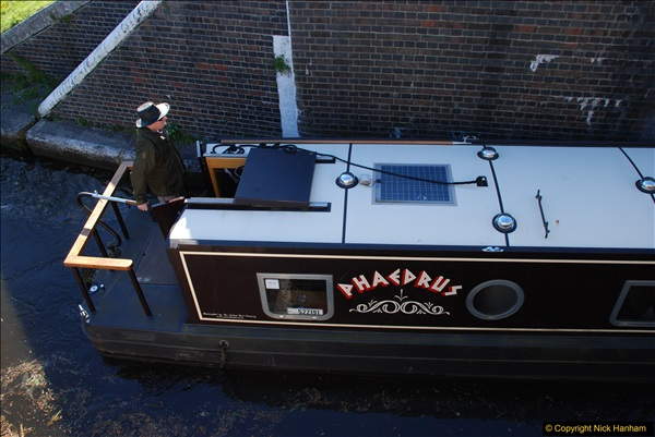 2017-03-25 On the Grand Union Canal near Uxbridge, Middlesex.  (170)332