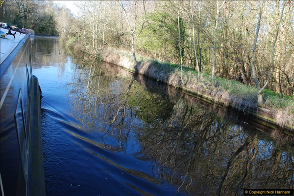 2017-03-25 On the Grand Union Canal near Uxbridge, Middlesex.  (174)336